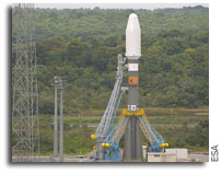 Galileo's Soyuz launchers arrive at French Guiana