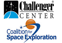 Challenger Center and Coalition for Space Exploration Join Forces for Aerospace Education