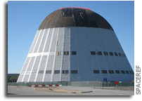 NASA OIG Final Report: NASA's Hangar One Re-Siding Project