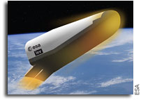 ESA reentry vehicle on track for flight in 2013