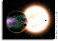 Exoplanet Aurora: An Out-of-this-World Sight