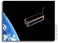 Clyde Space to Build UK's First CubeSat