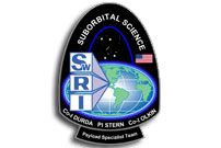 SwRI suborbital astronaut payload specialists move to flight planning phase, release mission patch